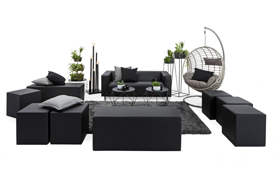 Loungemobel weis rattan dekoration wohndesign - Artelia loungemobel ...